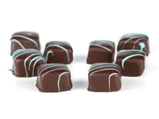 Vanilla Truffle - Dark Chocolate
